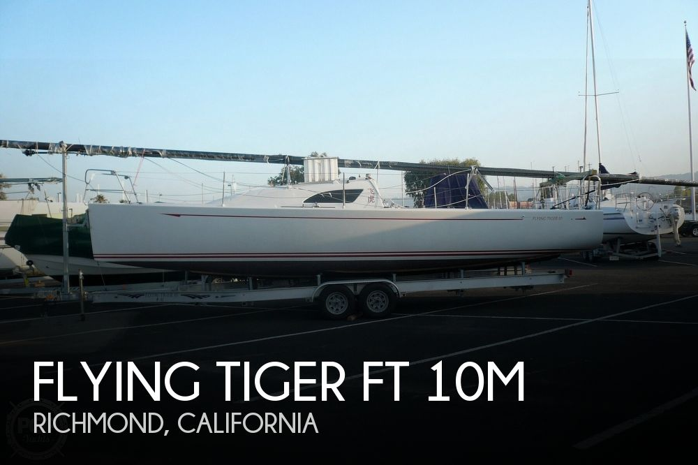 2007 Flying Tiger boat for sale, model of the boat is FT 10M & Image # 1 of 40
