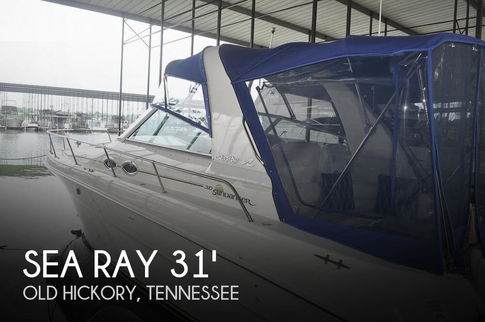 Used Boats For Sale in Clarksville, Tennessee by owner | 2000 Sea Ray 31