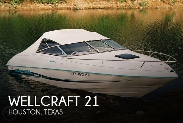 Used Wellcraft 21 Boats For Sale by owner | 1997 Wellcraft 21