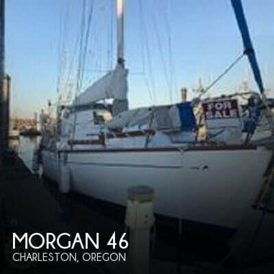 Used Boats For Sale in Oregon by owner | 1979 Morgan 46