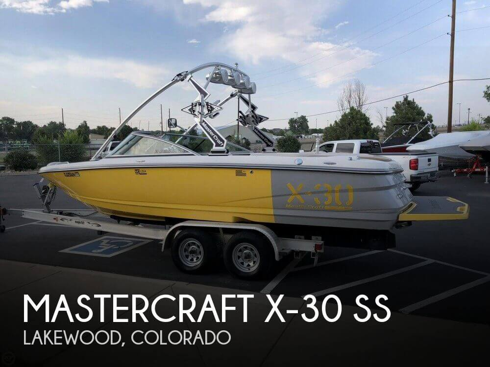 Used Boats For Sale in Boulder, Colorado by owner | 2007 Mastercraft 22