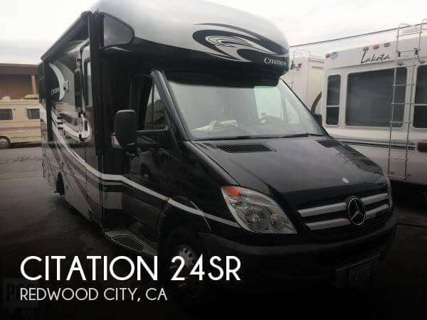2012 Thor Motor Coach Citation 24SR