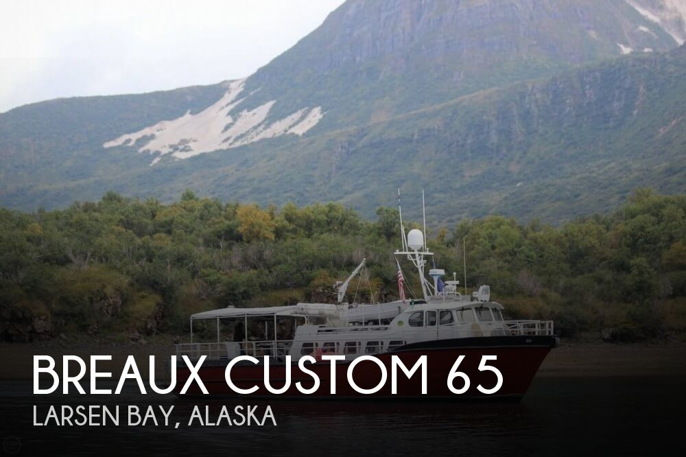 Used Boats For Sale in Alaska by owner | 1966 Custom 65