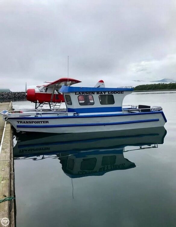 Used Boats For Sale in Alaska by owner   2001 Custom 27