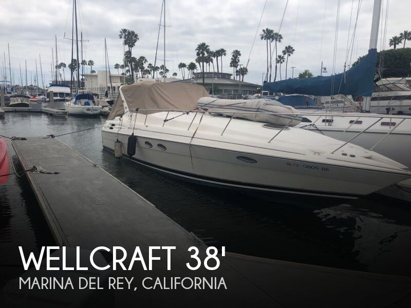 Used Wellcraft Boats For Sale in California by owner   1997 Wellcraft 38