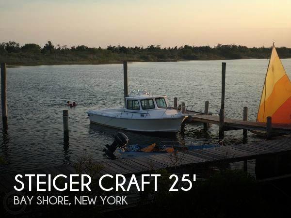 Used Steiger Craft Boats For Sale by owner | 2003 Steiger Craft 25