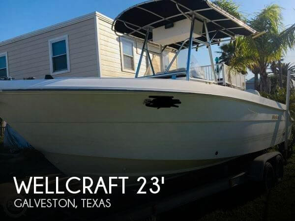 Used Wellcraft 23 Boats For Sale by owner | 2000 Wellcraft 23