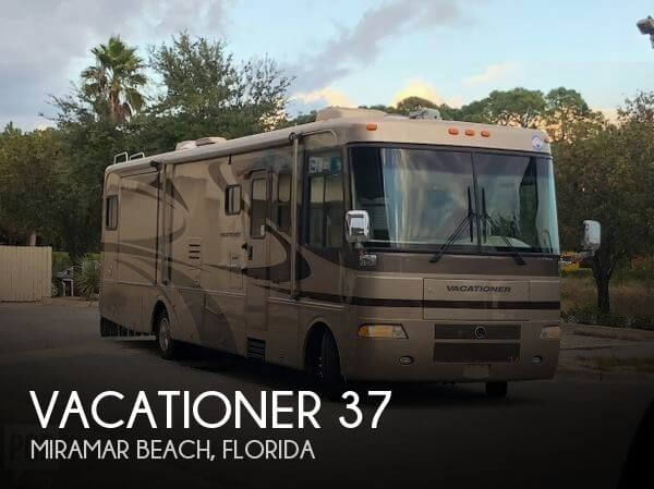 2004 Holiday Rambler Vacationer 37
