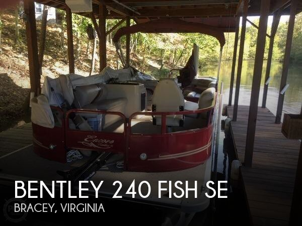 Used BENTLEY Pontoon Boats For Sale by owner | 2013 Bentley 24