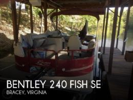 2013 Bentley 240 Fish SE
