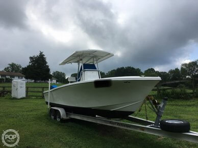 Ocean Runner 25 CC, 25, for sale - $49,900