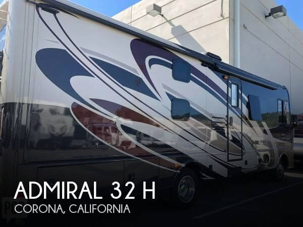 2016 Holiday Rambler Admiral 32