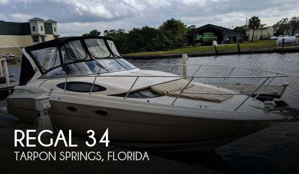 Used Regal 34 Boats For Sale by owner | 2008 Regal 34