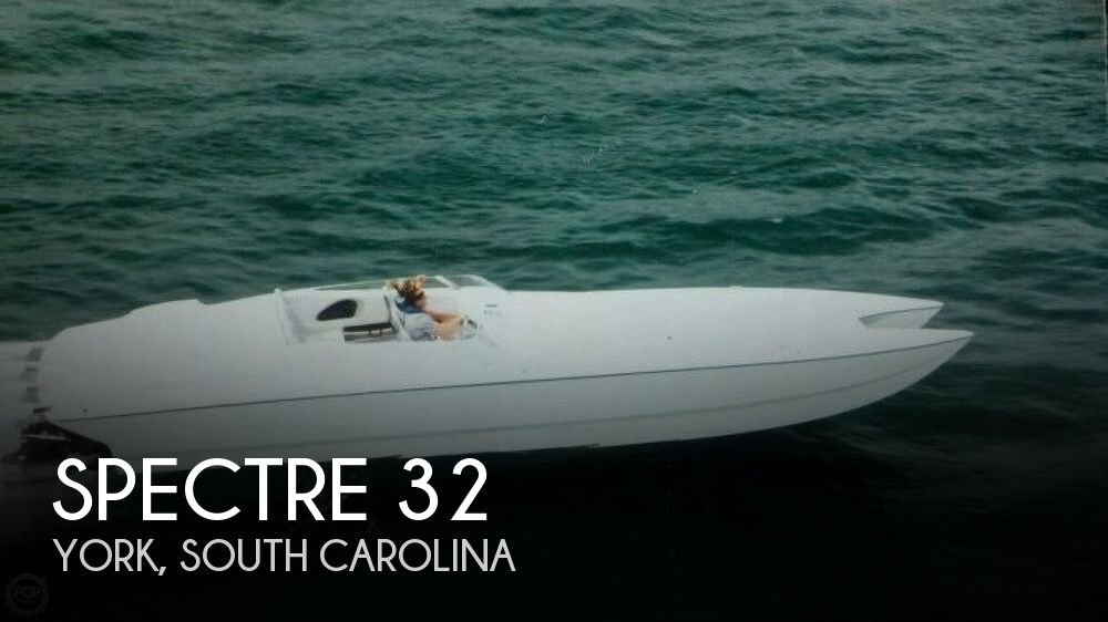 Used Boats For Sale in Charlotte, North Carolina by owner | 2005 Spectre 32