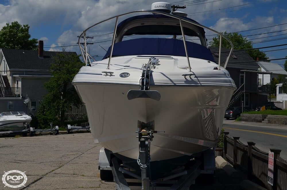 2004 Sea Ray boat for sale, model of the boat is 280 Sundancer & Image # 9 of 40