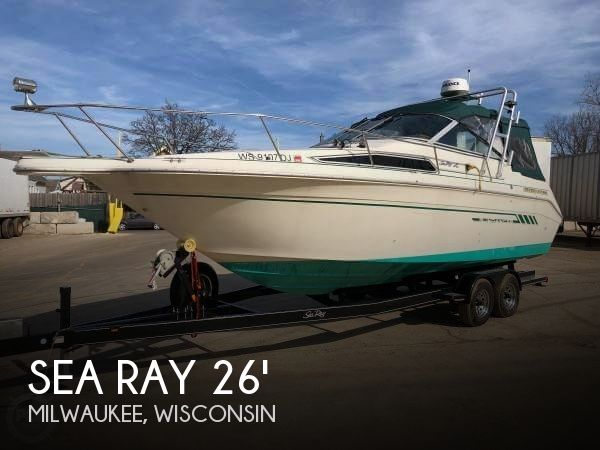 Used Sea Ray 270 sundancer Boats For Sale by owner | 1992 Sea Ray 270 Sundancer