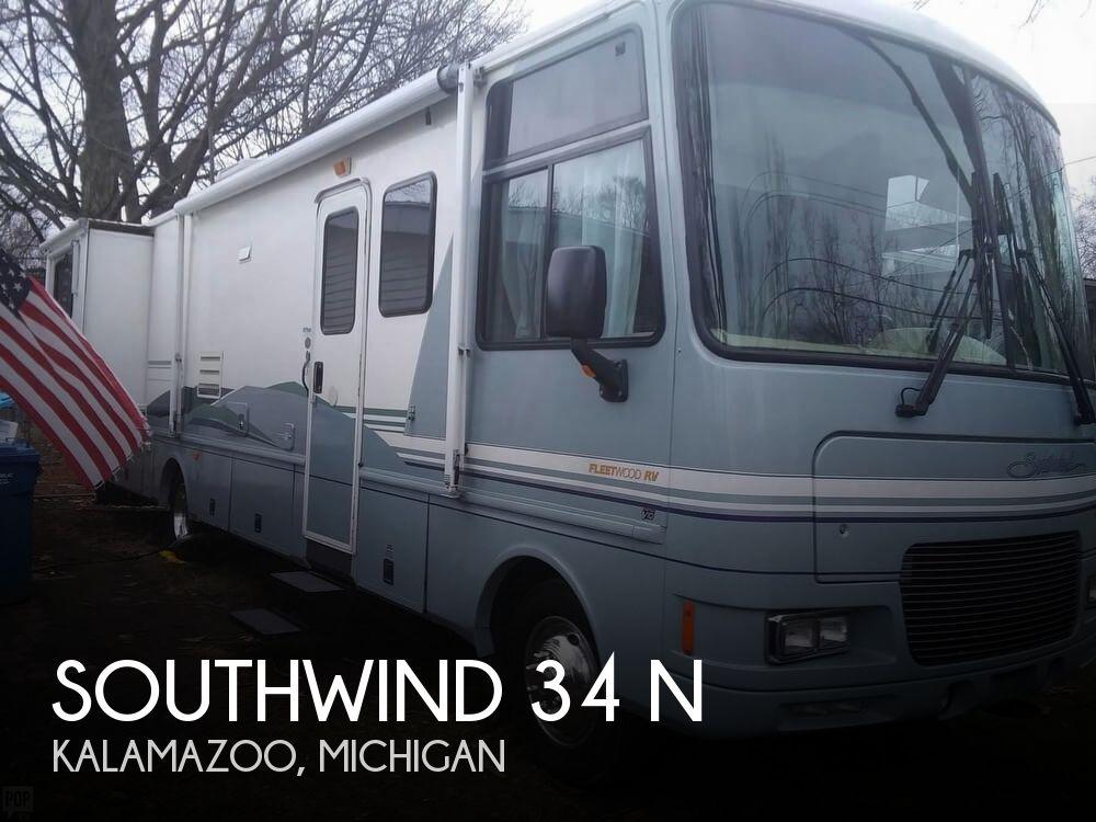 1999 Fleetwood Southwind 34 N