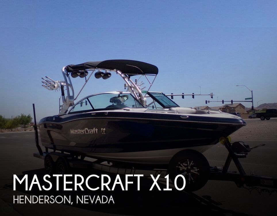 2014 Mastercraft X10 Wake Surf