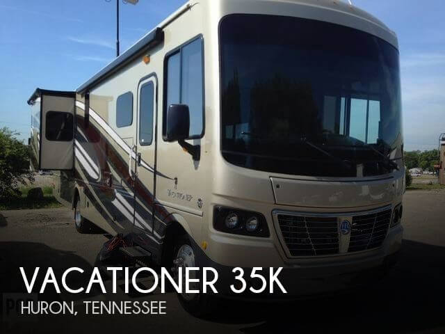 2017 Holiday Rambler Vacationer 35K