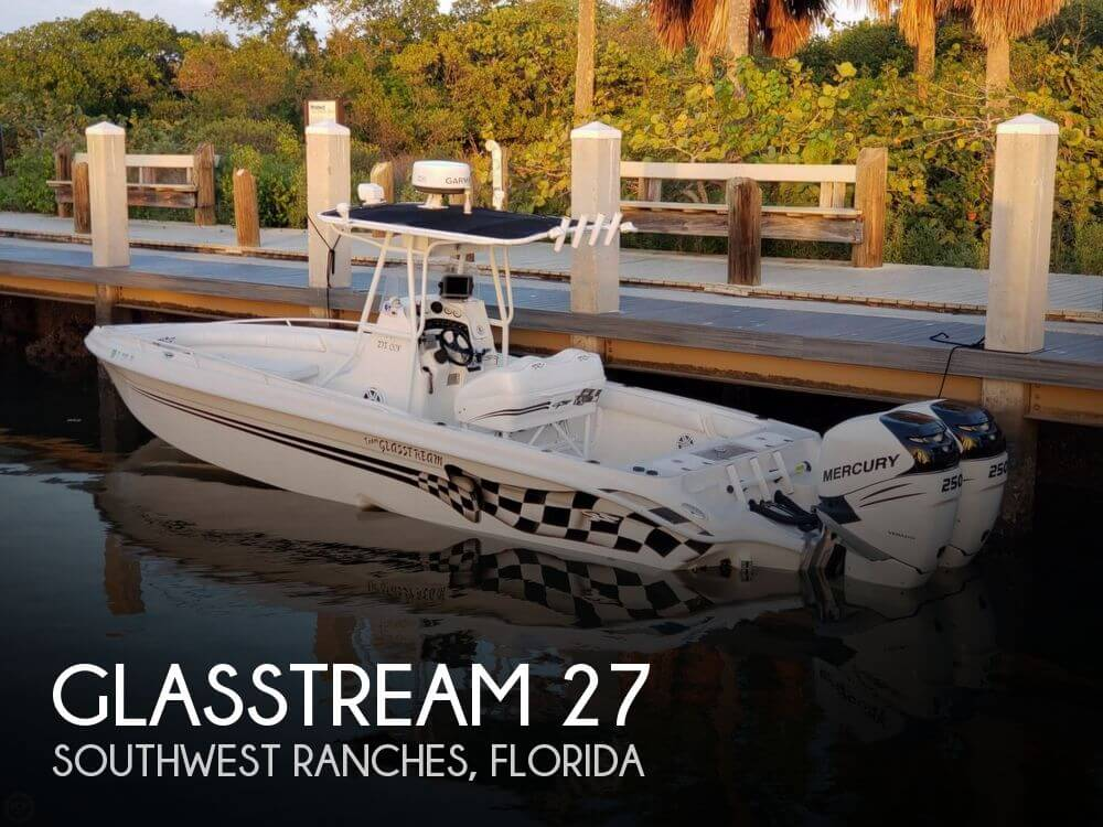 Used Glasstream Boats For Sale by owner | 2005 Glasstream 27