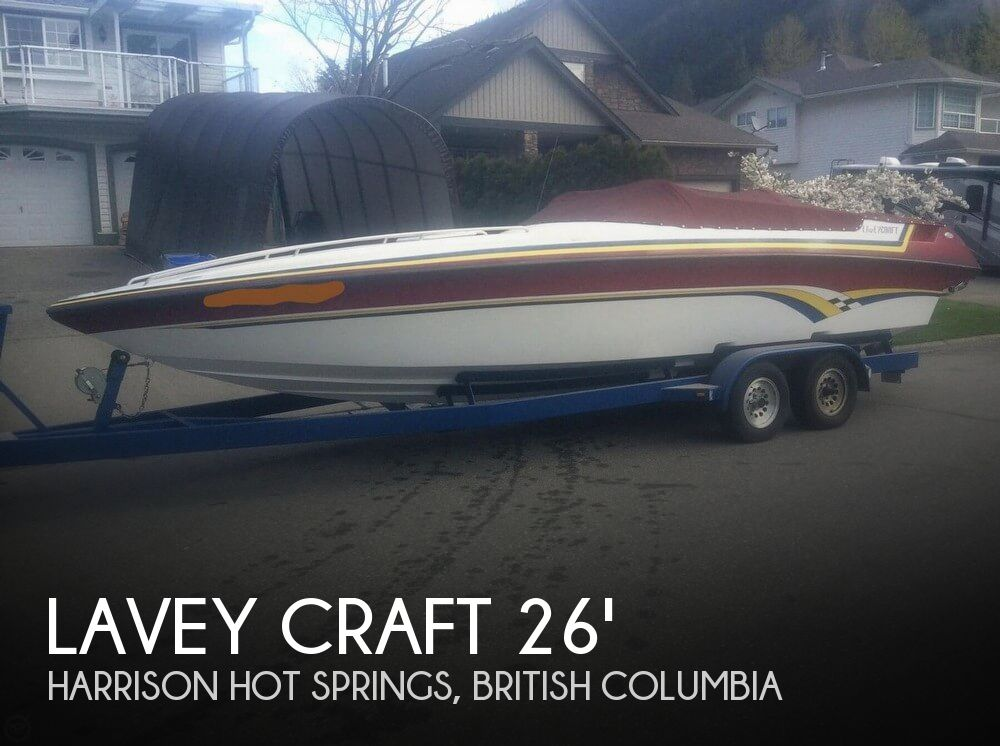 Used Lavey Craft Boats For Sale by owner | 2005 Lavey Craft 26