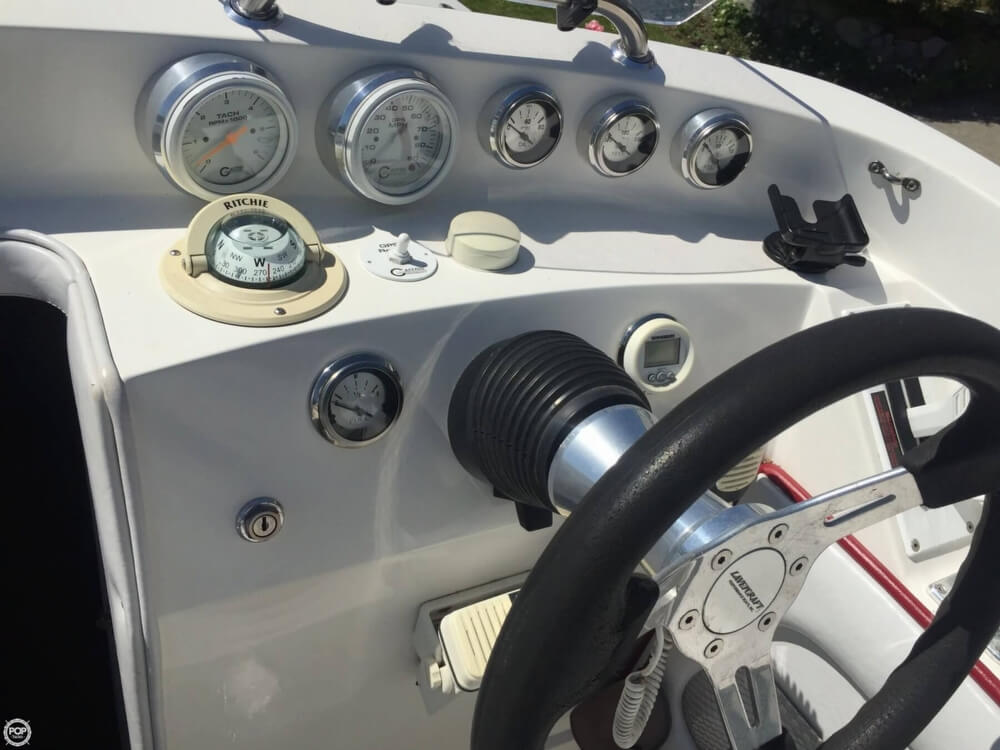 2005 Lavey Craft boat for sale, model of the boat is 26 NuEra & Image # 33 of 40