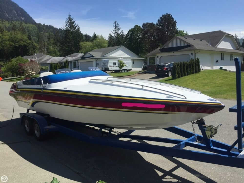 2005 Lavey Craft boat for sale, model of the boat is 26 NuEra & Image # 2 of 40