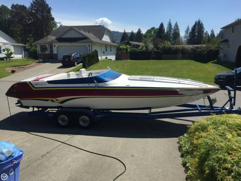 2005 Lavey Craft boat for sale, model of the boat is 26 NuEra & Image # 7 of 40