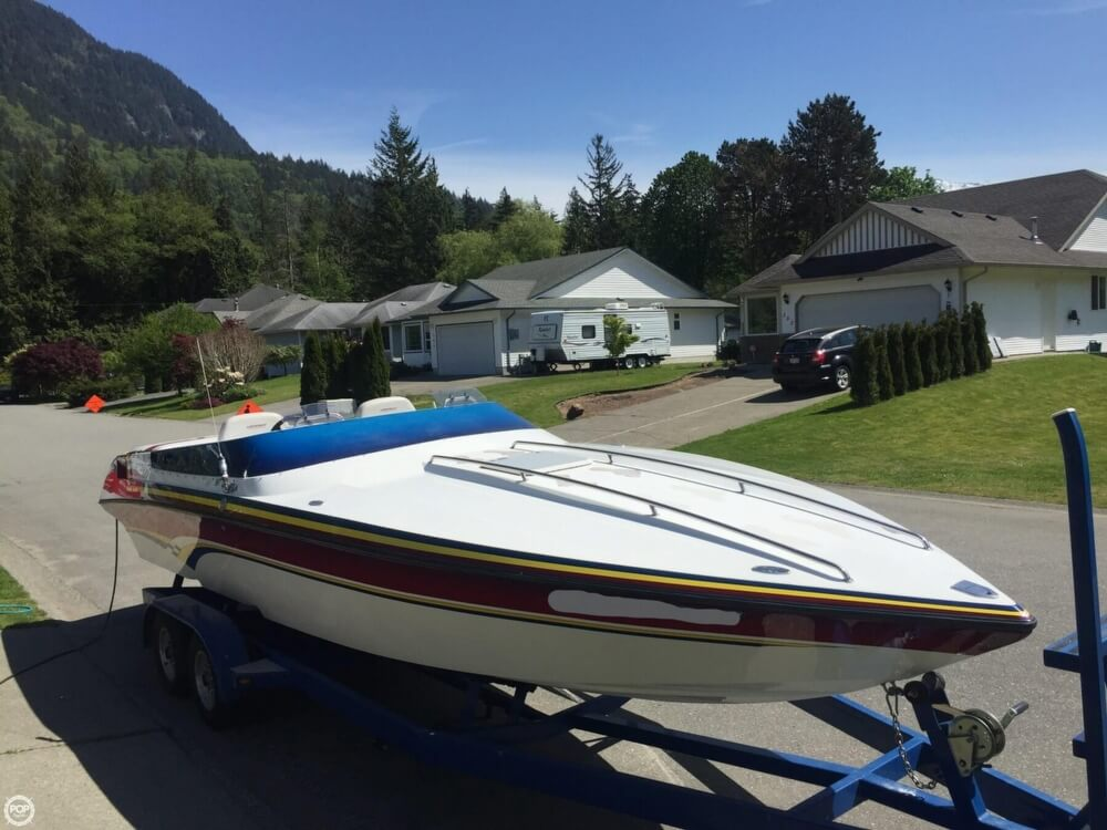 2005 Lavey Craft boat for sale, model of the boat is 26 NuEra & Image # 15 of 40