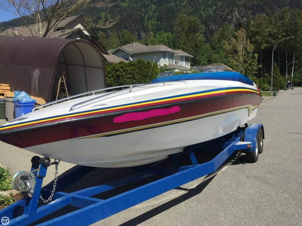 2005 Lavey Craft boat for sale, model of the boat is 26 NuEra & Image # 17 of 40