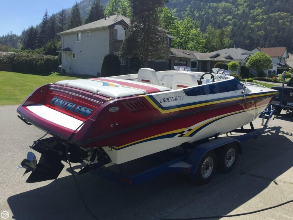 2005 Lavey Craft boat for sale, model of the boat is 26 NuEra & Image # 5 of 40
