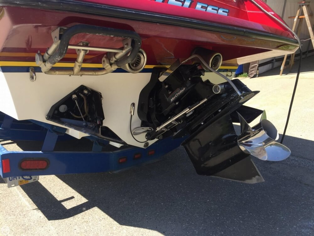 2005 Lavey Craft boat for sale, model of the boat is 26 NuEra & Image # 8 of 40