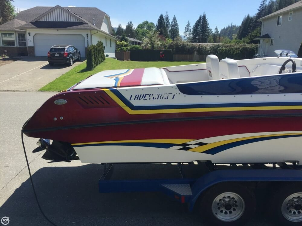 2005 Lavey Craft boat for sale, model of the boat is 26 NuEra & Image # 12 of 40
