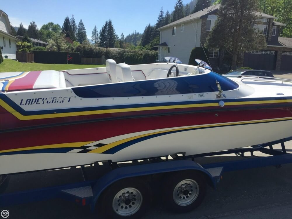 2005 Lavey Craft boat for sale, model of the boat is 26 NuEra & Image # 13 of 40