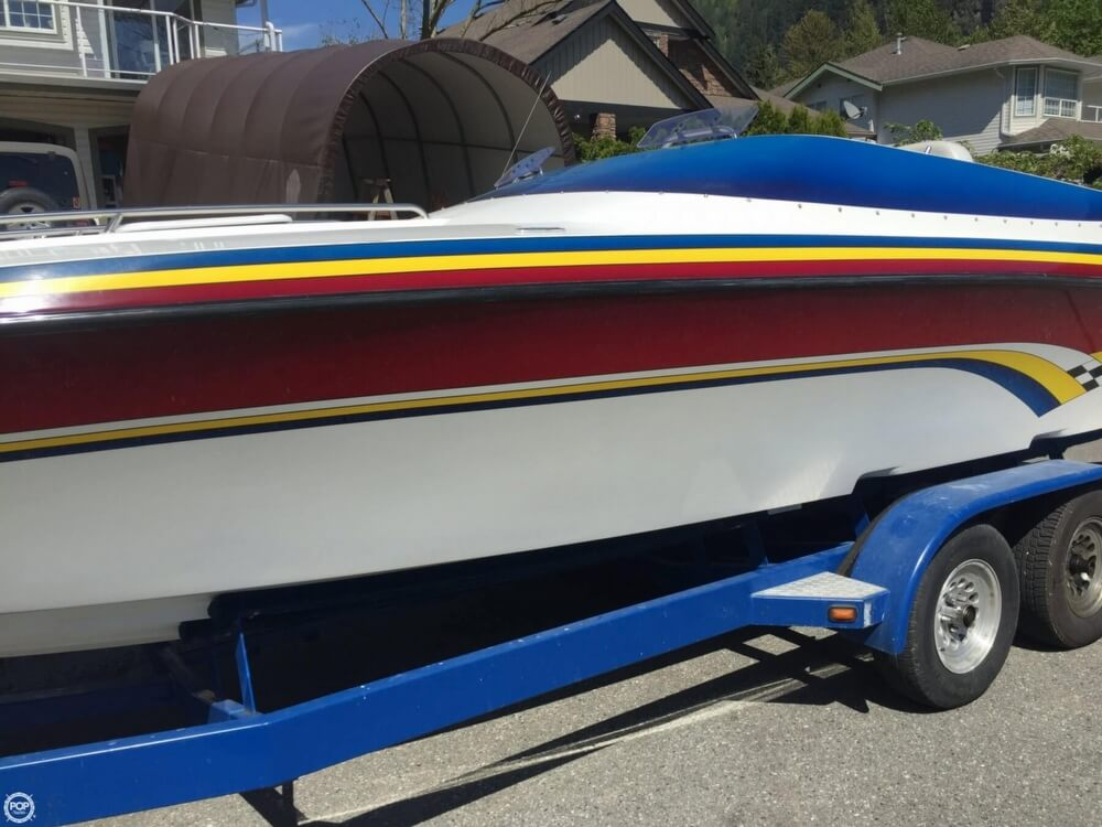 2005 Lavey Craft boat for sale, model of the boat is 26 NuEra & Image # 18 of 40