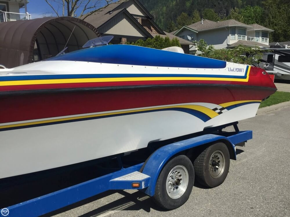 2005 Lavey Craft boat for sale, model of the boat is 26 NuEra & Image # 19 of 40