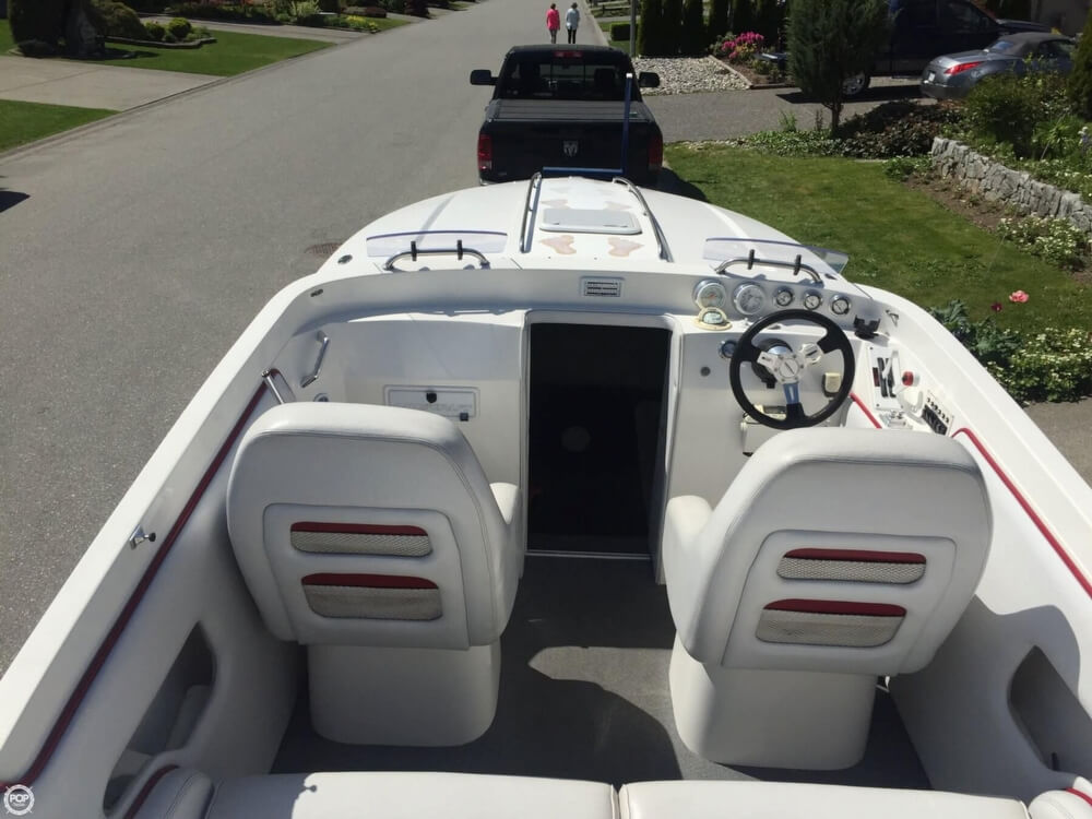 2005 Lavey Craft boat for sale, model of the boat is 26 NuEra & Image # 27 of 40