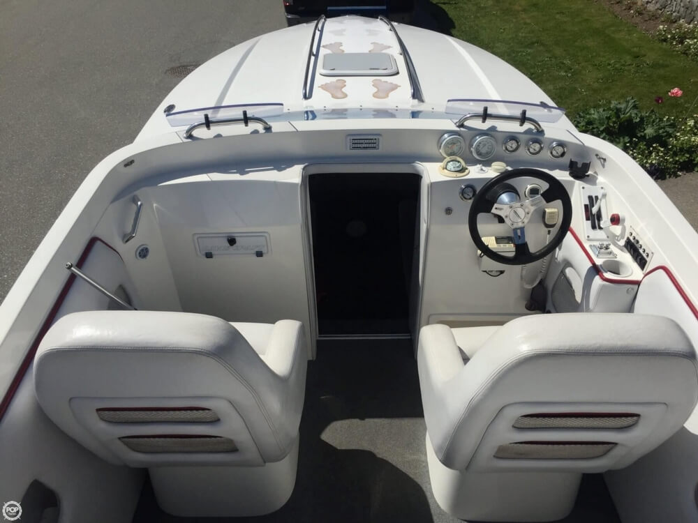 2005 Lavey Craft boat for sale, model of the boat is 26 NuEra & Image # 29 of 40