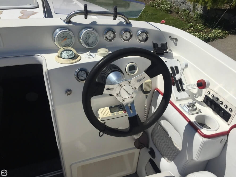 2005 Lavey Craft boat for sale, model of the boat is 26 NuEra & Image # 30 of 40