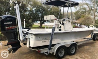 Pathfinder 2200 tournament Edition, 22', for sale - $42,000