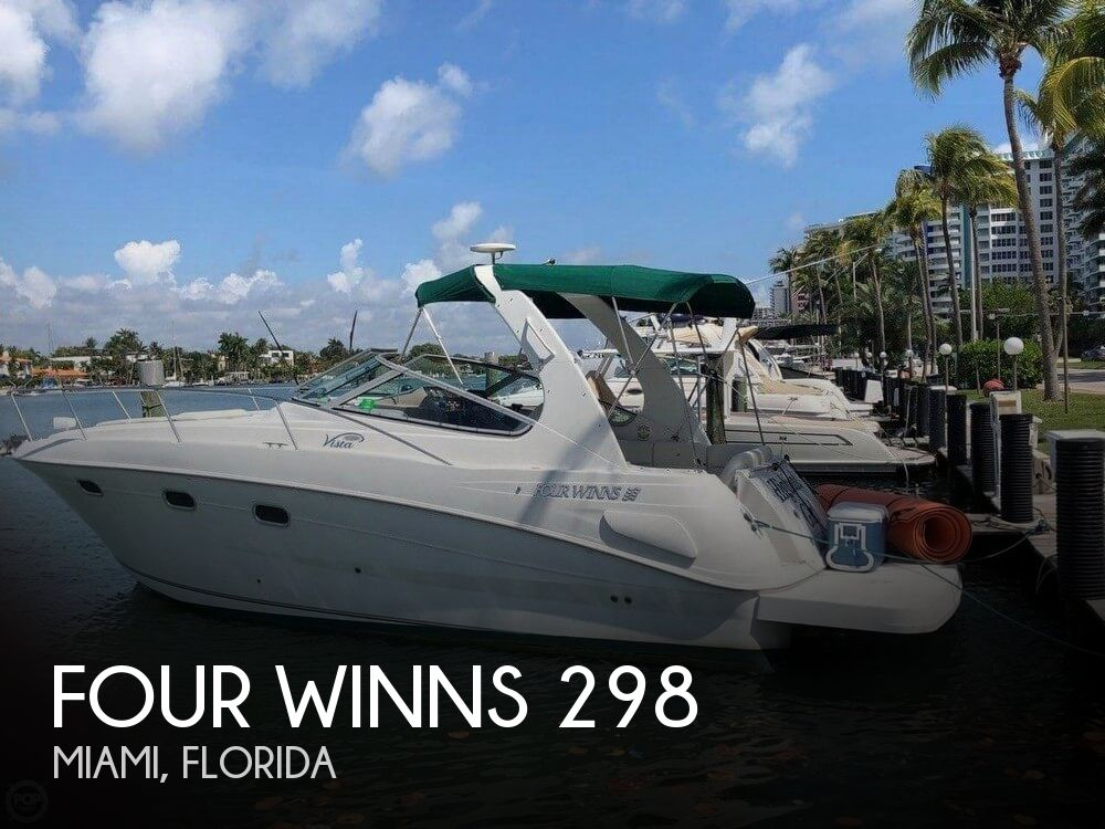 Used Four Winns Boats For Sale in Florida by owner | 2003 Four Winns 31