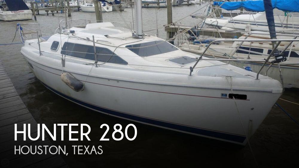 1996 Hunter 280 For Sale