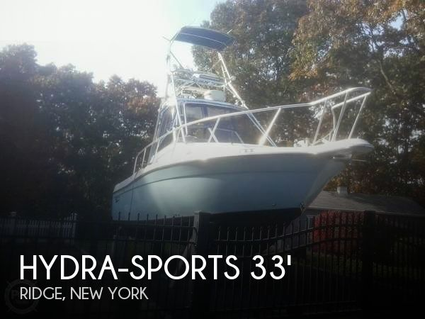 Used Hydra-Sports Boats For Sale by owner | 1992 Hydra-Sports 28