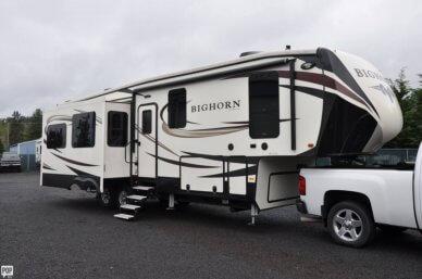 2017 Bighorn 3270RS - #1
