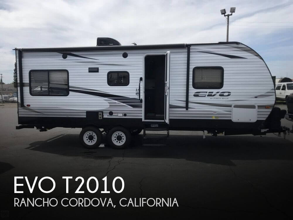 2018 Forest River Evo T2010