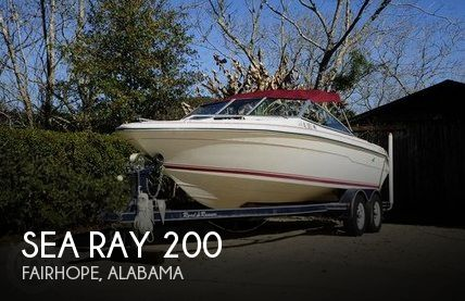 1989 SEA RAY 200 BOWRIDER for sale