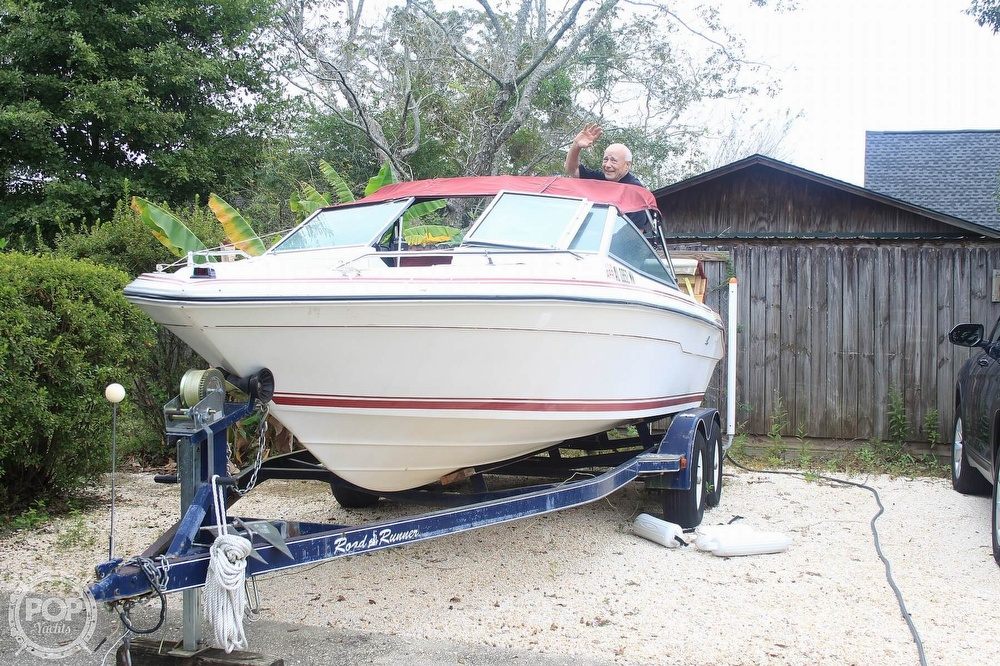 1989 Sea Ray boat for sale, model of the boat is 200 Bowrider & Image # 3 of 40