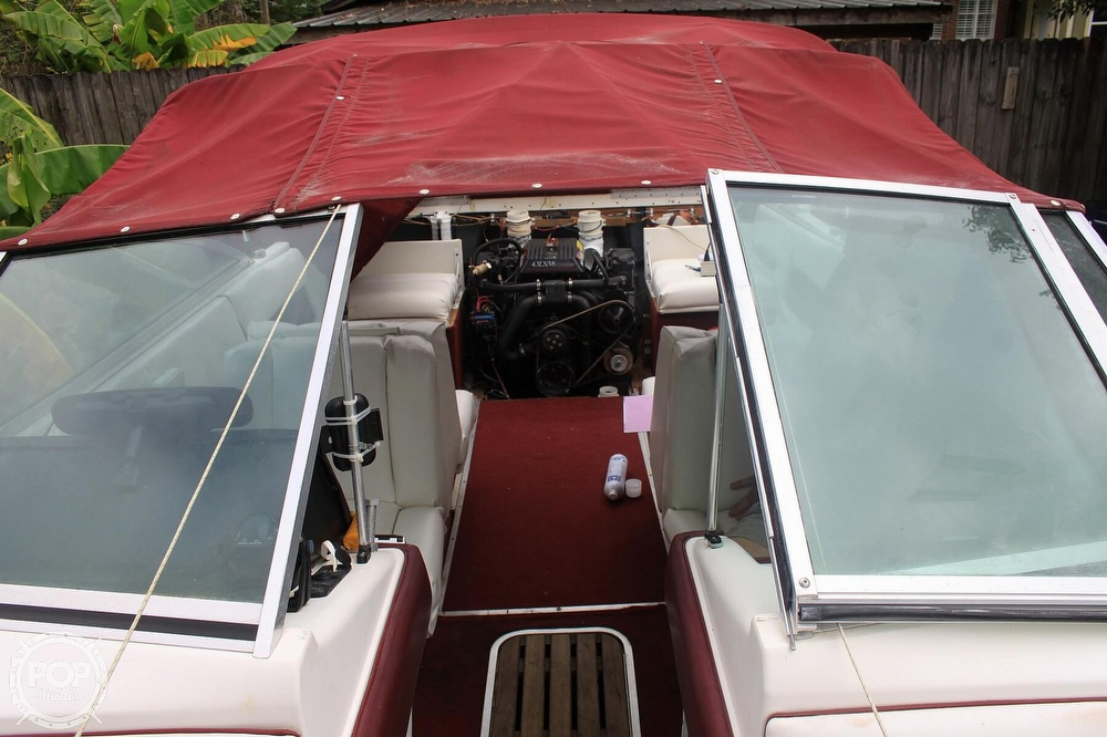 1989 Sea Ray boat for sale, model of the boat is 200 Bowrider & Image # 37 of 40