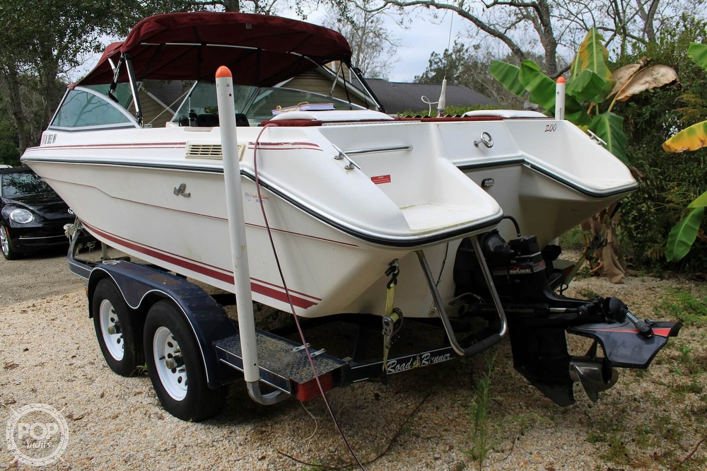 1989 Sea Ray boat for sale, model of the boat is 200 Bowrider & Image # 5 of 40