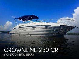 2004 Crownline 250 CR